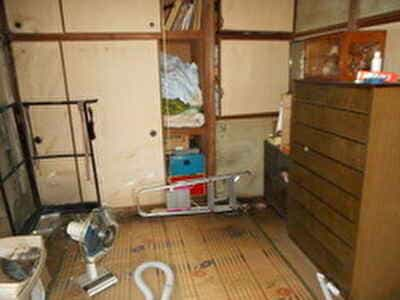 福岡県古賀市の特殊清掃と遺品整理現場